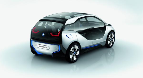 Elektrisch Vanaf 2013 Bmw I3 En I8 Autowereld