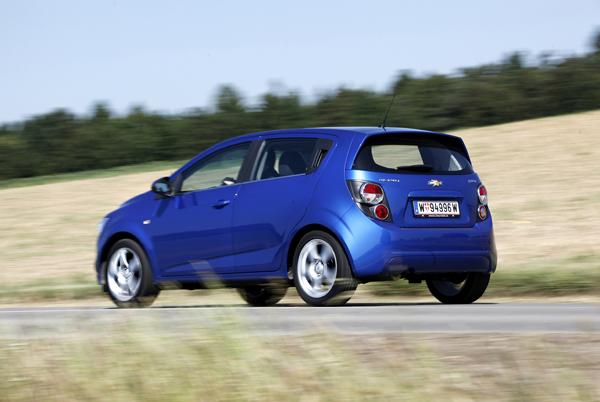 21 WEGTEST: Chevrolet Aveo 1.3D Eco (2011)