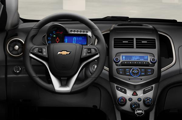 3 WEGTEST: Chevrolet Aveo 1.3D Eco (2011)