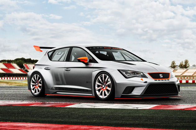 Seat Leon Cup Racer - Wörthersee 2013