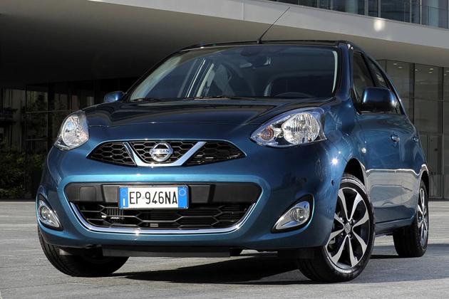 Nissan Micra FL 2013