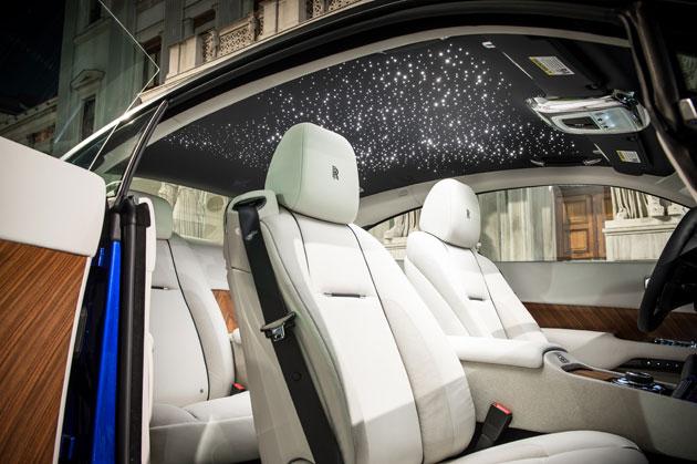Rolls-Royce Wraith (2013)