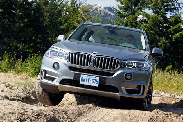 BMW X5 xDrive 30d (2013)