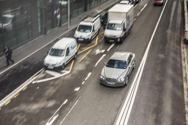 Bentley Flying Spur // AutoWereld ism Lennen Descamps Photography