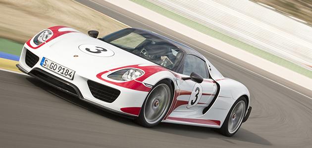 AutoWereld Best 2013: Porsche 918 Spyder