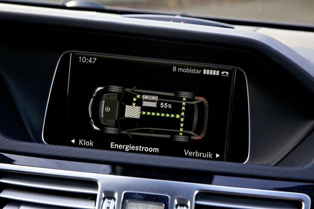E 300 Hybrid V60 D6 DS5 Hybrid4 - Peter Staes/AutoWereld