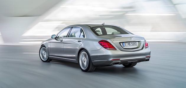 AutoWereld Best 2013: Mercedes S