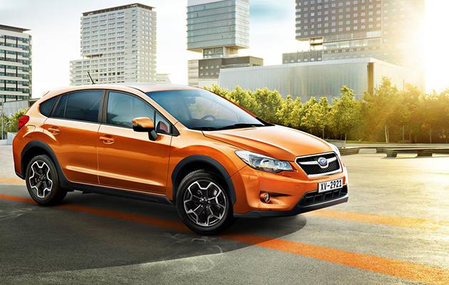 Autosalon Brussel 2014: Subaru XV