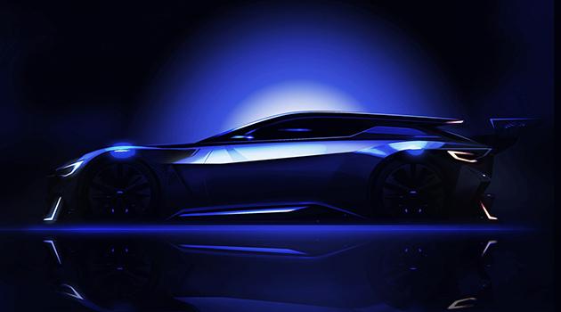 Subaru GT6 Concept