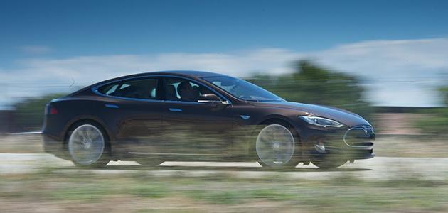 AutoWereld Best 2013: Tesla S