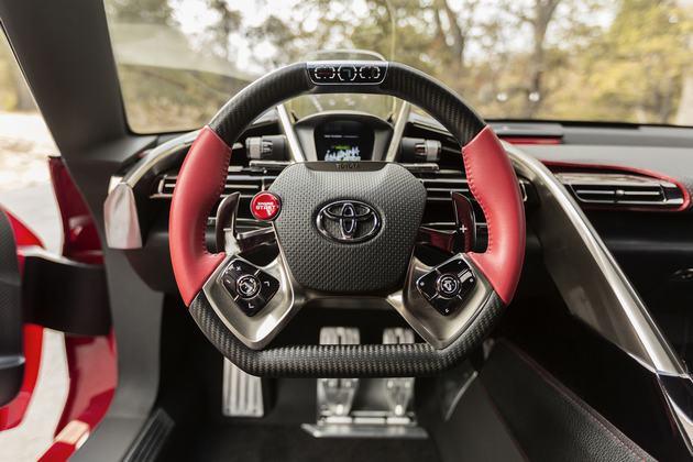 Is deze Toyota FT-1 de nieuwe Supra?
