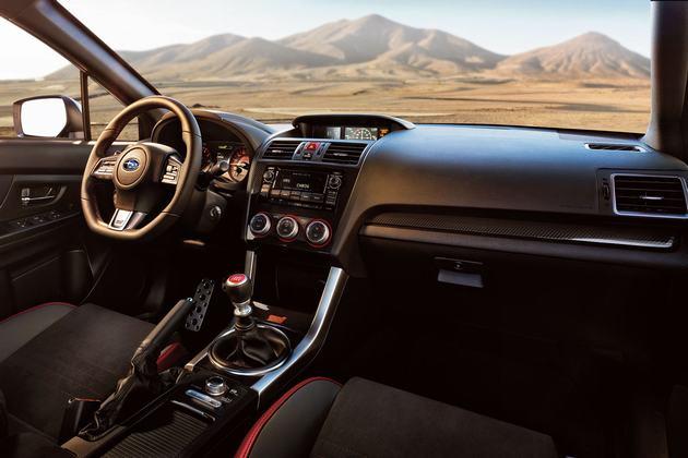 Subaru WRX STI geeft je vlinders in de buik (UPDATE)