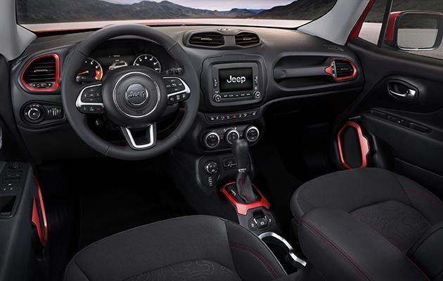 Jeep Renegade - Autosalon Genève 2014
