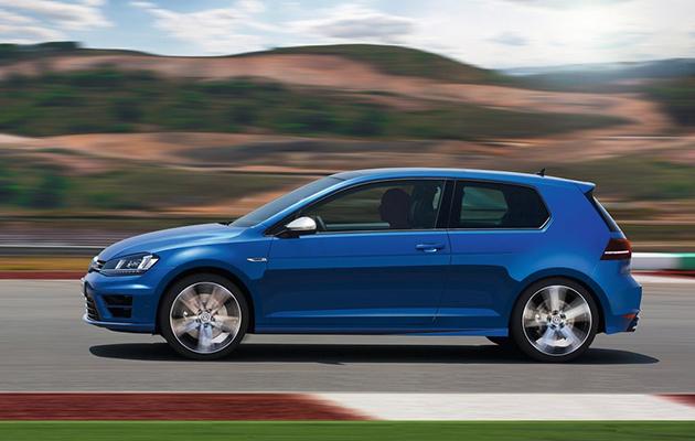 VW Golf R - 2014