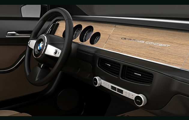BMW CS Vintage Concept - David Obendorfer