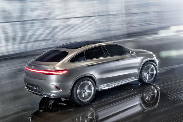 Benz Suv Models - Nieuw model MERCEDES COUPE SUV NEEMT X6 IN HET VIZIER ...