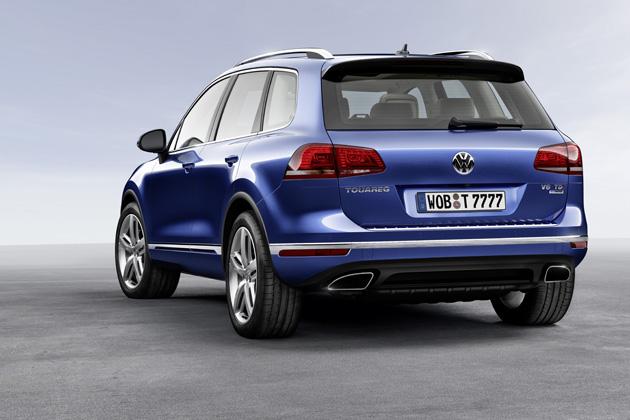 VolkswagenTouaregAchterkant