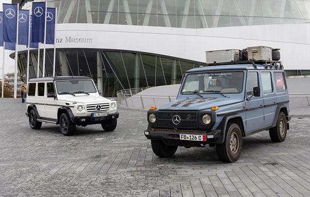 Mercedes G 35 Edition