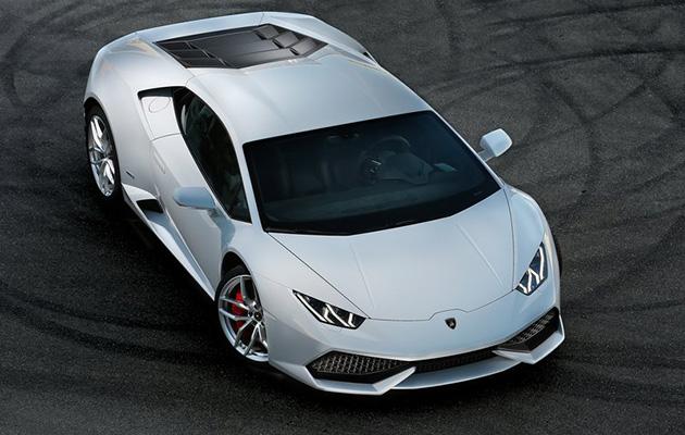 Review Lamborghini Huracan LP610-4 (2015