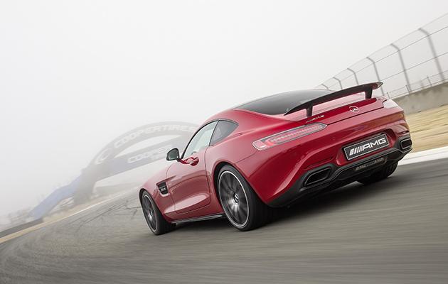 Mercedes-AMG GT Edition 1 / Laguna Seca 2014