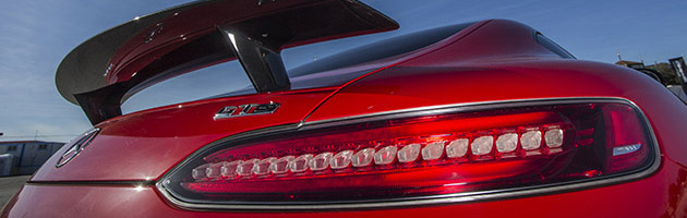 Mercedes-AMG GTS - 2014