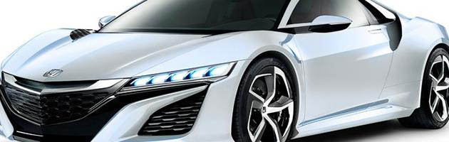 Honda NSX - 2015