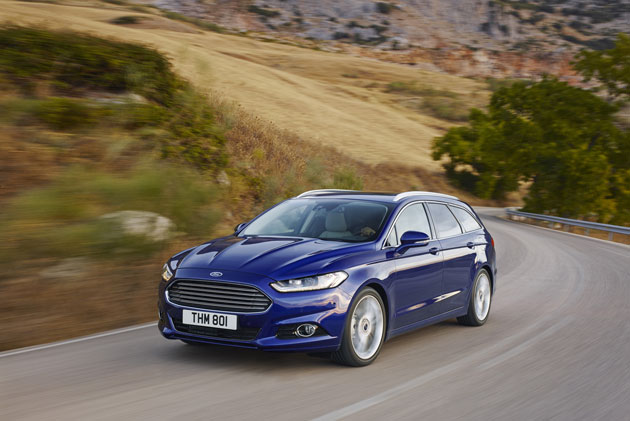 Ford Mondeo Break 2014