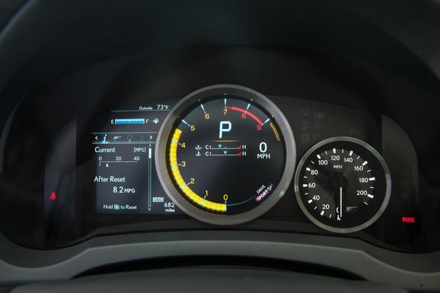 CIRCUITTEST: Lexus RC F (2014)