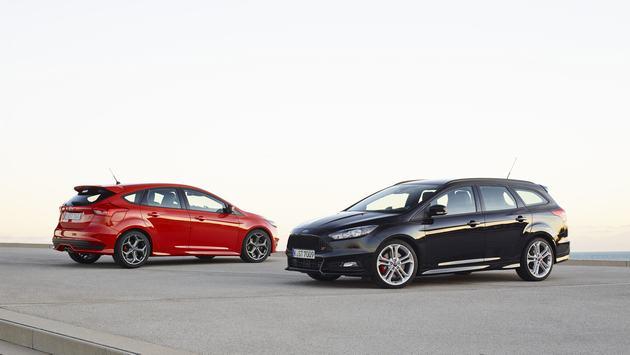 WEGTEST: Ford Focus ST (2015)