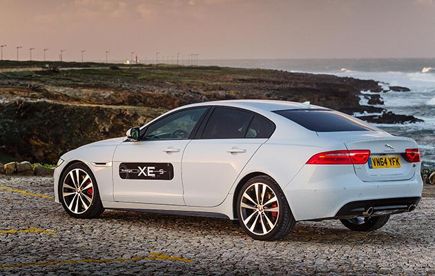 Jaguar XE S - 2015