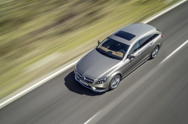 Mercedes-Benz CLS 220 Bluetec Shooting Brake