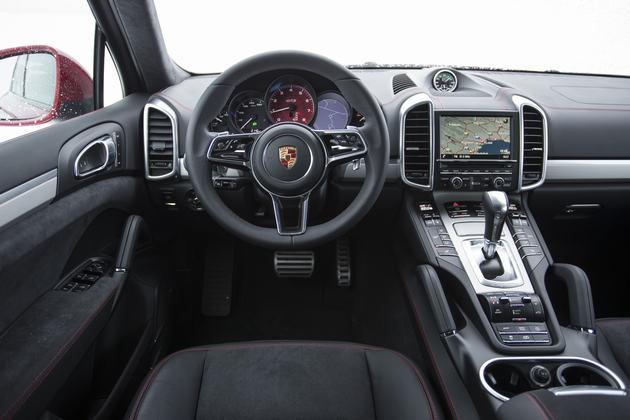 WEGTEST: Porsche Cayenne GTS (2015)