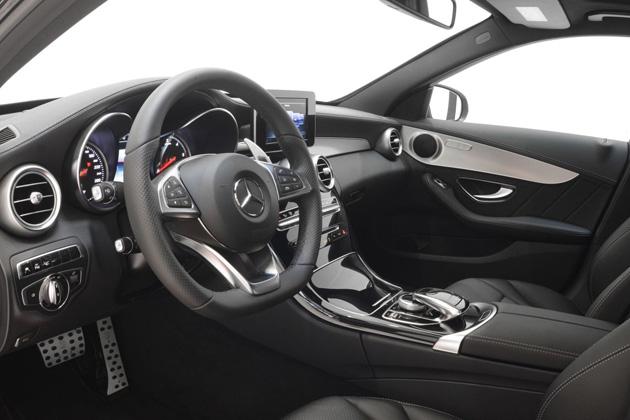 Mercedes C Klasse Break Volgens Brabus Autowereld