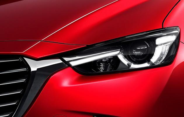 Mazda CX-3 // AutoWereld 2015