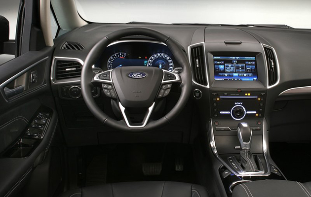 2015 Ford Galaxy
