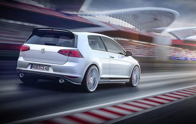 VW Golf GTI Clubsport 2015