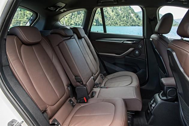 wegtest: BMW X1
