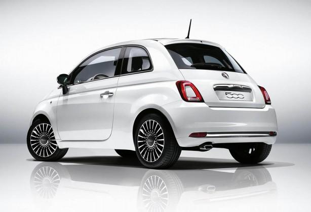 New Fiat 500 2015