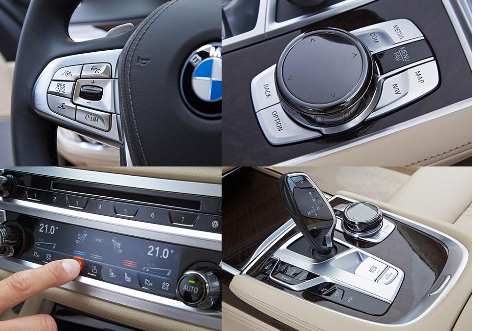 BMW 7 details