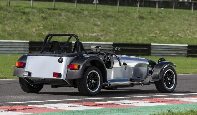 2016 Caterham SuperLight 20th Anniversary