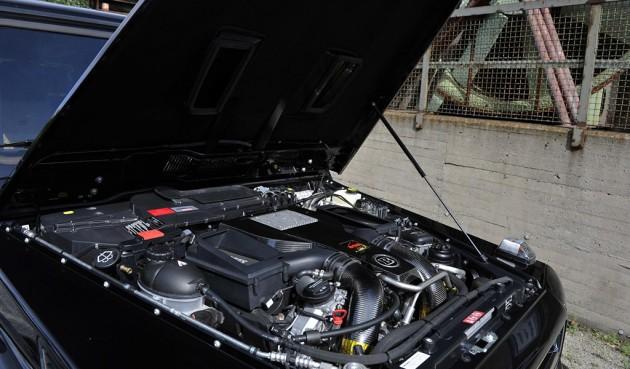 2016 Mercedes G Brabus 850 Biturbo Widestar