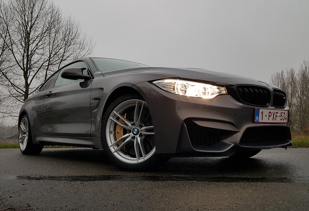 BMW M4 Competition - AutoWereld (KJ)