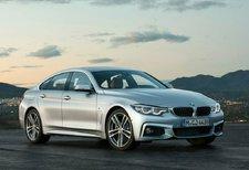 BMW 4 Reeks Gran Coupé