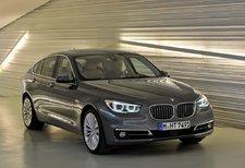 BMW 5 Reeks Gran Turismo