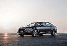 BMW 7 Reeks Berline