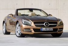 Mercedes-Benz SL-Klasse Roadster