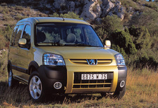 Peugeot Partner 5d
