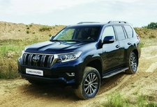 Toyota Land Cruiser 5d