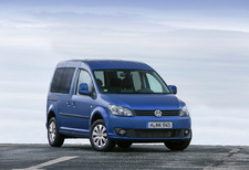 Volkswagen Caddy 4p