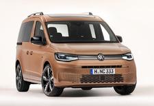Volkswagen Caddy 5d